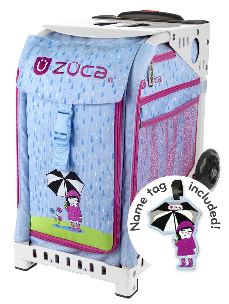 Zuca Sports Bag- April Shower