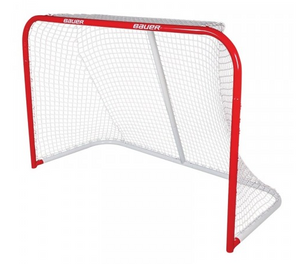 Bauer Official Performance Steel Goal- 72""