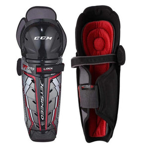 CCM Jetspeed 370 Shin Guards