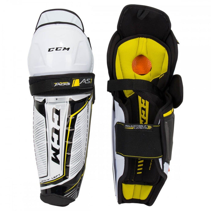 CCM Shin Guards Super Tacks AS1