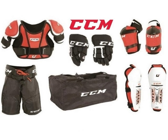 CCM Ice Hockey Starter Entry Hockey kit