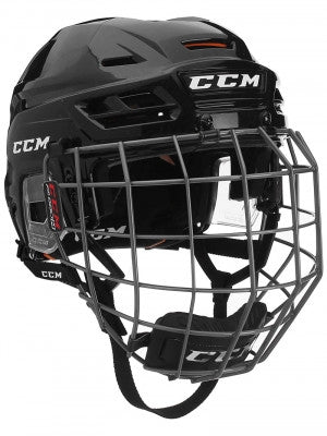 CCM Tacks 710 Hockey Helmet/Combo