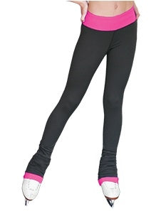 Chloe Noel Elite Jacket and Pants Tracksuit Set in Black and Pink