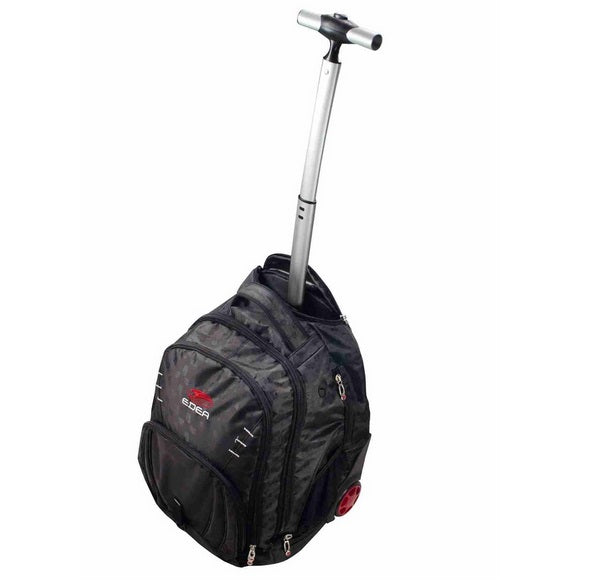 Edea Wheeled Trolley Back Pack Skate Bag