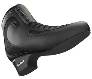 Edea Ice Fly Ice Skate Boot Only - Black