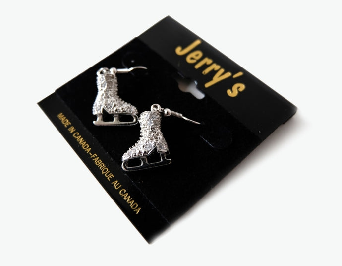 Jerry's 1281 Crystal Skate Earrings