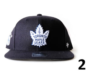 Toronto Maple Leafs Snapbacks/Caps