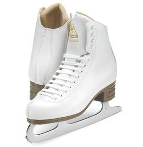 Jackson Mystique Ice Skates - White