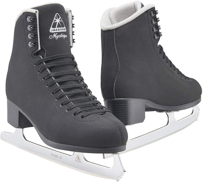 Jackson Mystique Ice Skates - Black