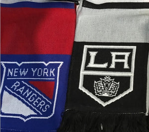 NEW NHL Scarves