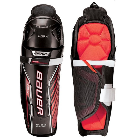 Bauer Vapor NSX Ice Hockey Shin Guards