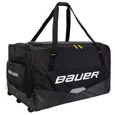 New Bauer Premium Goalie Wheel Bag