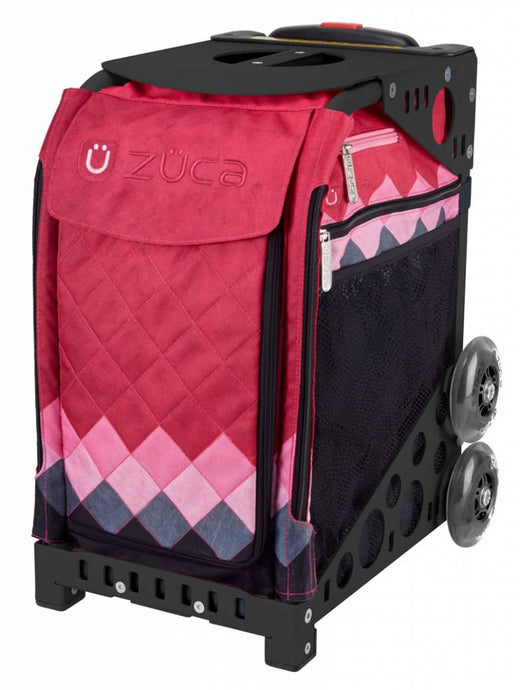 Zuca Sports Bag- Pink Diamond