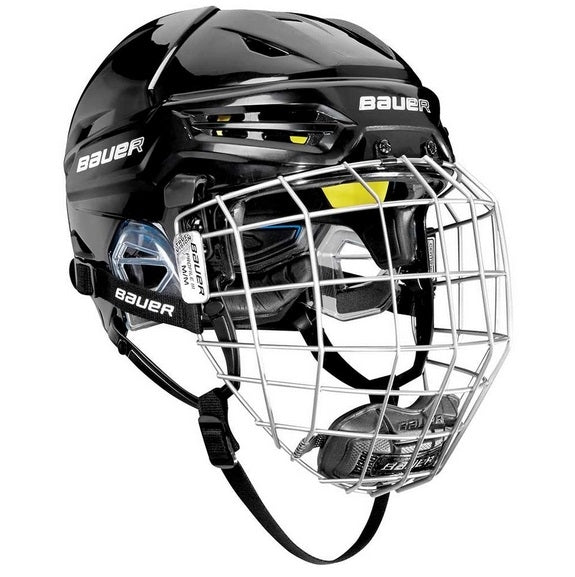 Bauer Re-Akt 95 Ice Hockey Helmet/Combo