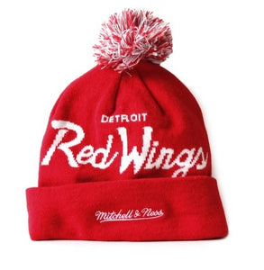 NHL Beanies with Pom Pom