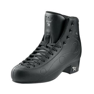 Risport Royal Pro Ice Skates Black Boot Only- Size 295