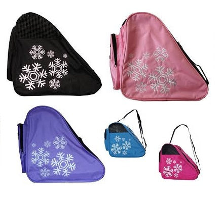 Snowflake Figure Skating Bag