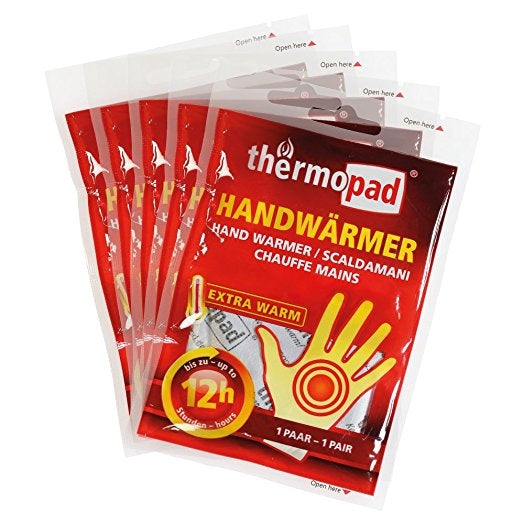 Thermopad Hand Warmers - 2 pack