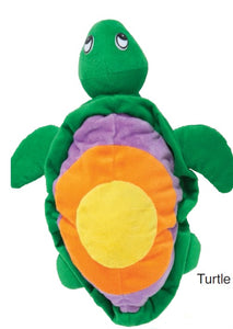 Jerry's Plush Turtle Skate Soaker