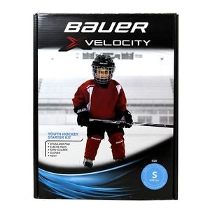 Bauer Velocity Ice Hockey Starter Kit
