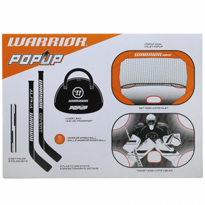 Warrior Mini Pop Up Net