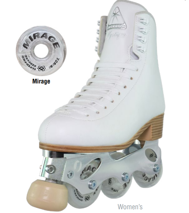 Off-Ice Figure Skates- Jackson Mystique