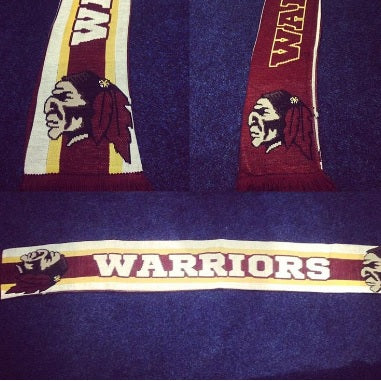 Whitley Warriors Scarf