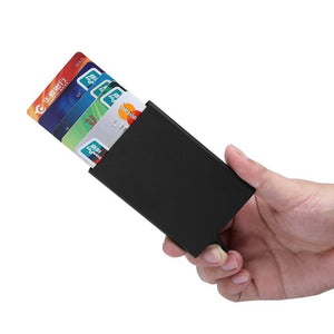 Anti RFID Card Holder