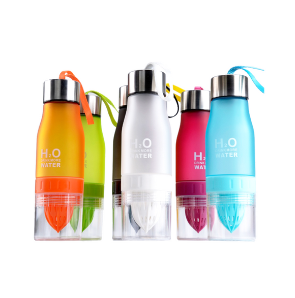 Fusion Juice Water Bottle