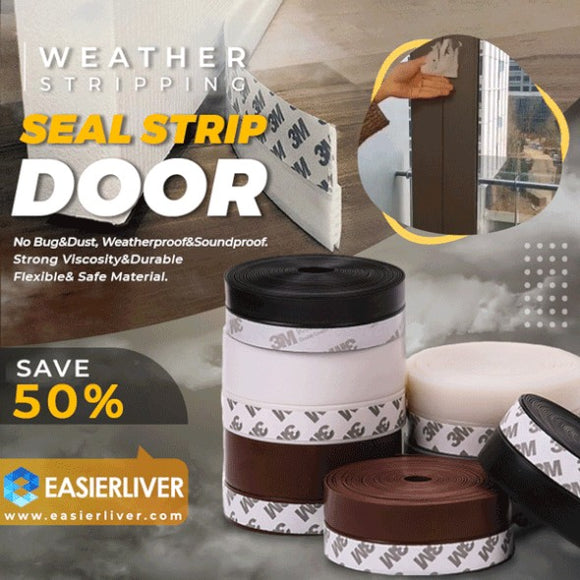 Weather Stripping Door Seal Strip(50% OFF)