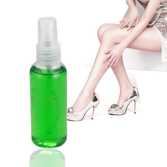 Hair Removal Treatment Spray.