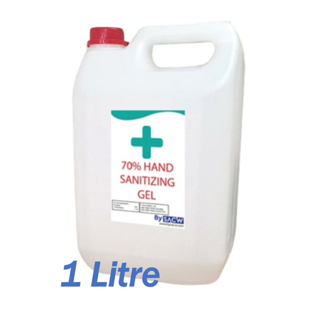 70% Alcohol SABS Approved Terminal Hand Sanitizer Refill (1 Liter)