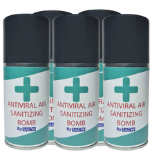 Disinfectant Aerosol Fogger (120ml) (Pack of 24) BySACW or Liquid Clinic
