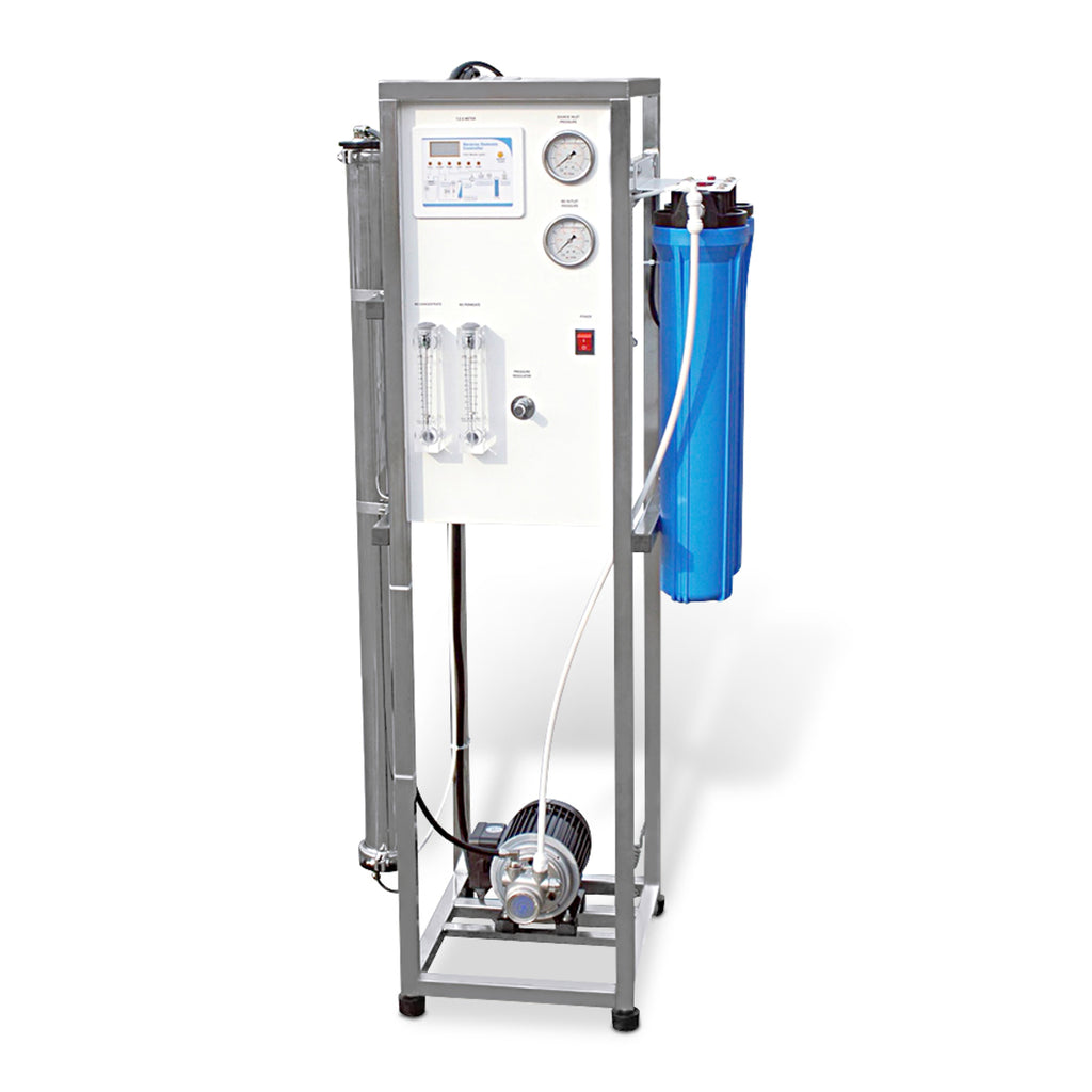 800 GPD Industrial Reverse Osmosis Water Filter System