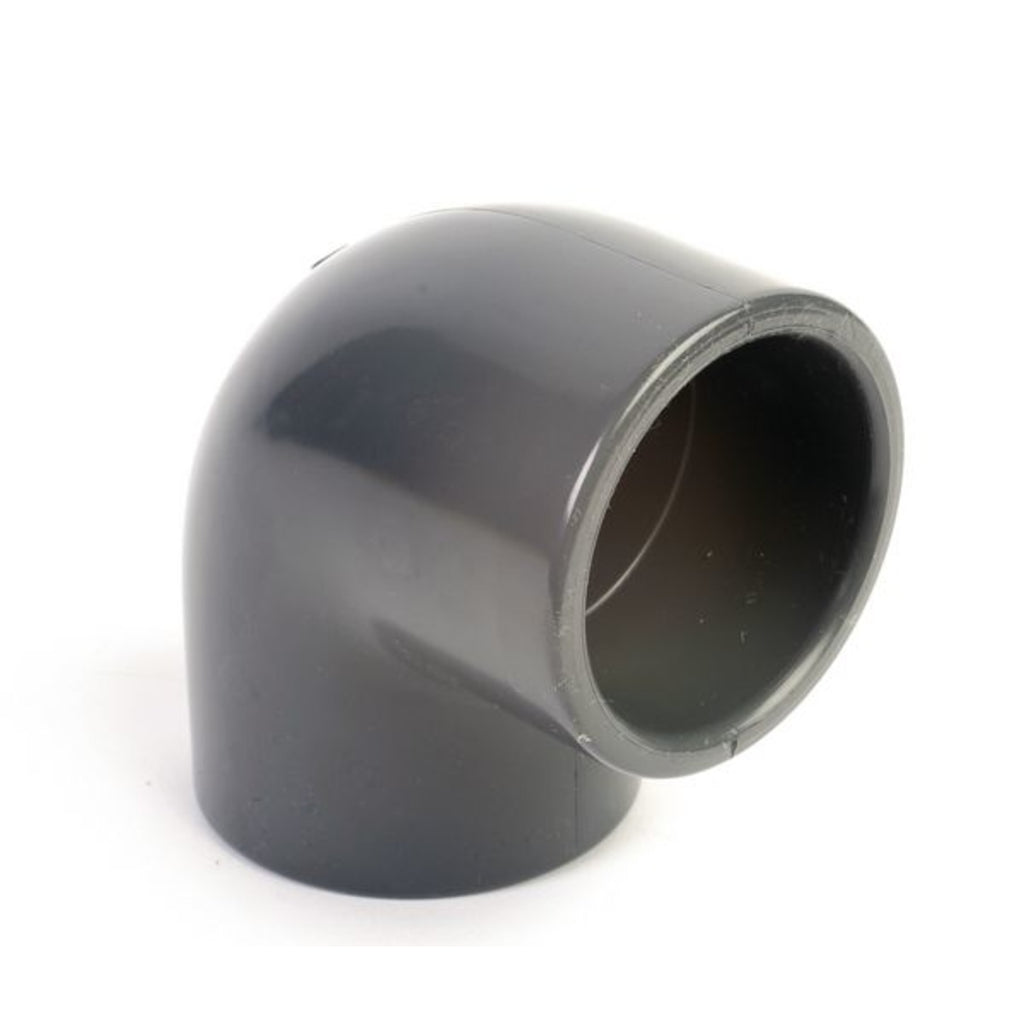 UPVC 90° Elbow (For Pipes and Fittings)