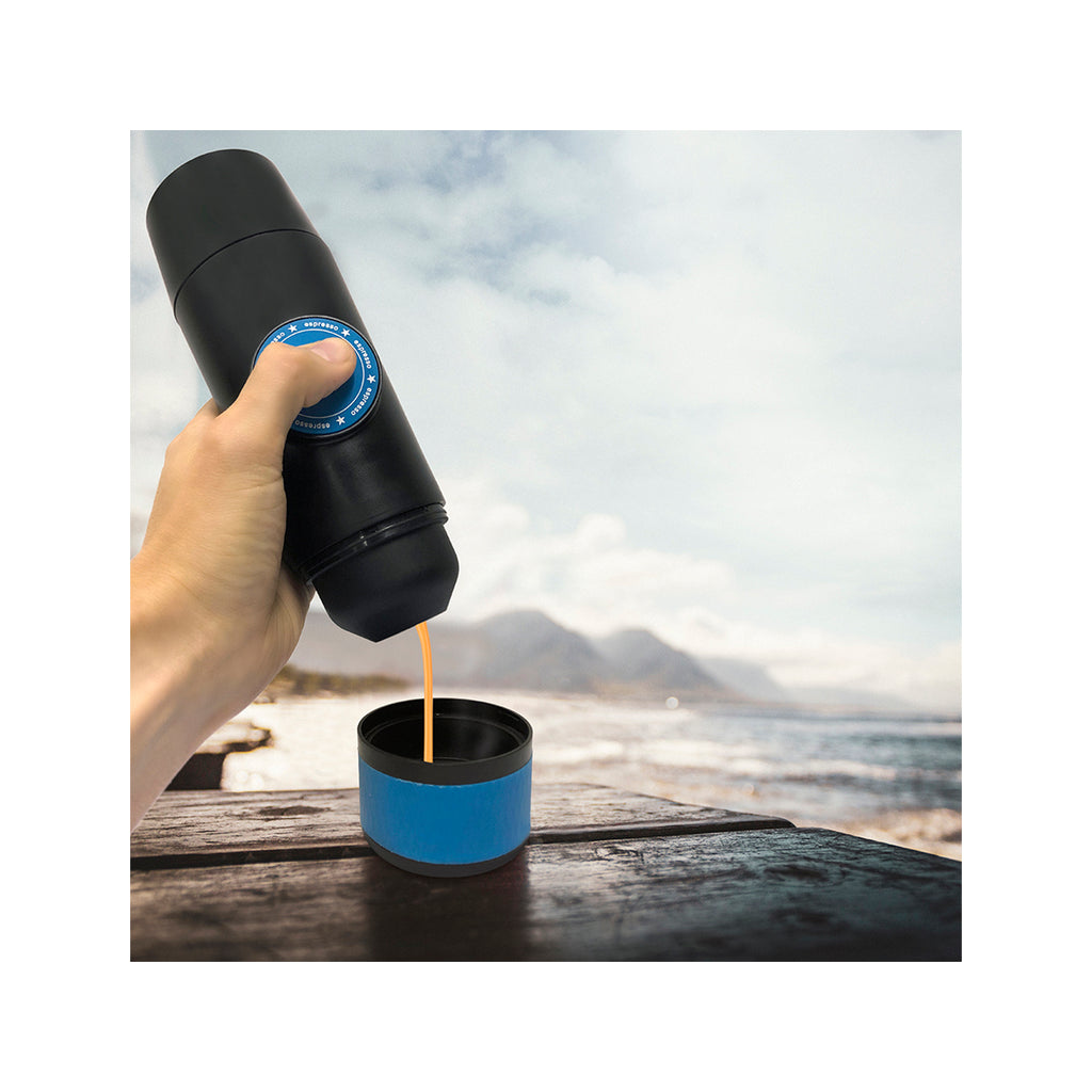 Kofi Portable Electronic Espresso Machine Lifestyle Light