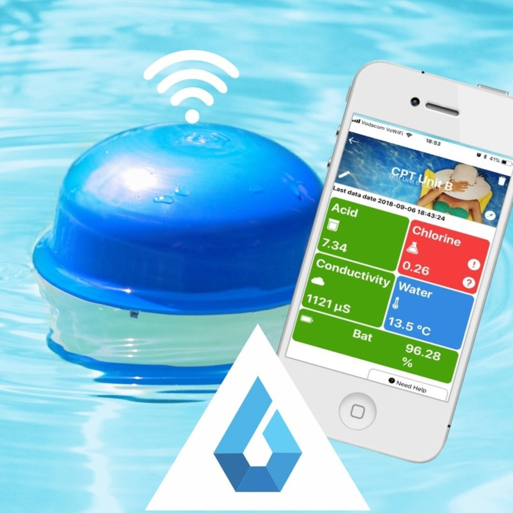 SA Clean Water Pool Sense with App
