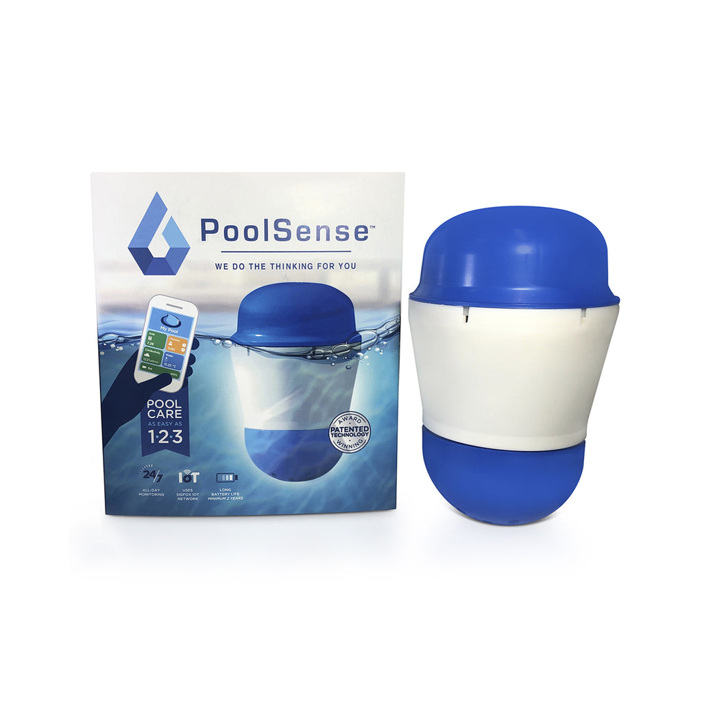 SA Clean Water Pool Sense with Packaging