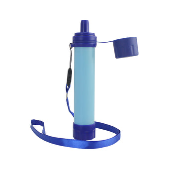 Emergency Camping Water Filtration Straw (Outdoors Filter)