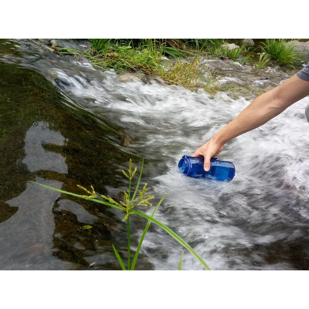 Survival Series Water Filter Bottle Lifestyle