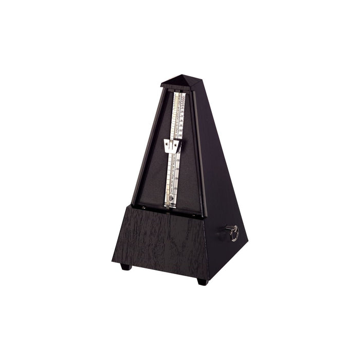 Wittner Mechanical Metronome With Bell - Black