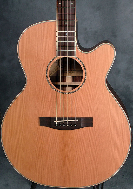 Ridgewood NA60MJCBB Grand Auditorium Electro Acoustic Guitar - Natural