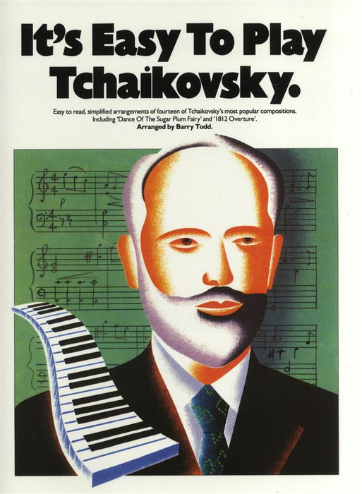 It's Easy To Play Tchaikovsky: Piano
