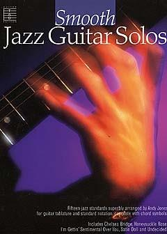 Smooth Jazz Guitar Solos: Guitar TAB