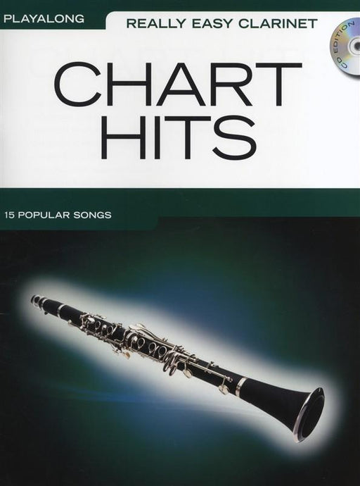 Really Easy Clarinet: Chart Hits: Arr. (Paul Honey): Clarinet
