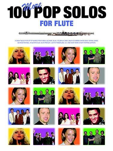 100 More Pop Solos For Flute: Arr. (Jack Long): Flute