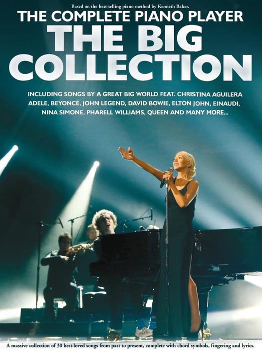 The Complete Piano Player: The Big Collection: Piano