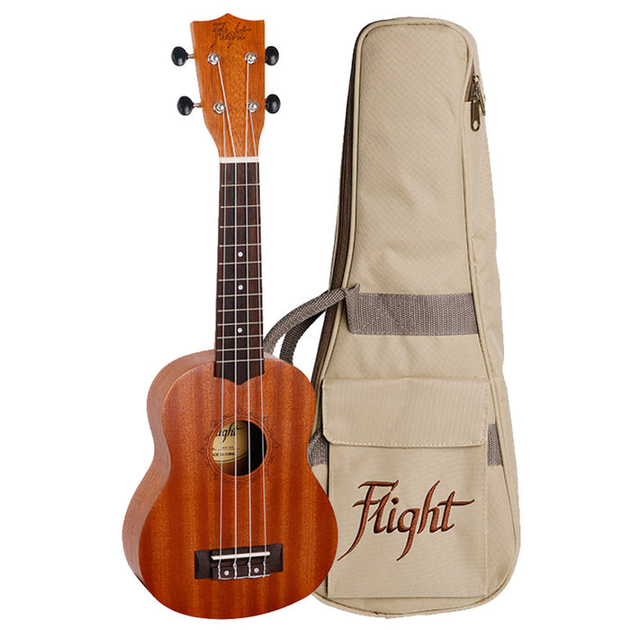 Flight Natural Series NUS310 Soprano Ukulele