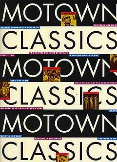 Motown Classics: Piano, Vocal, Guitar