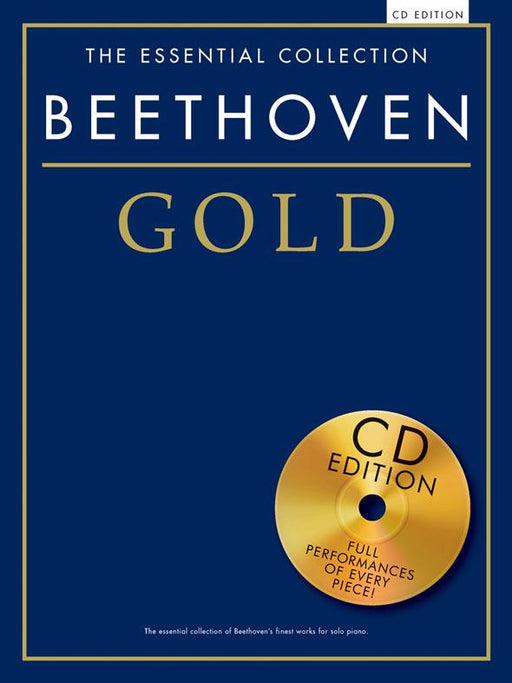 The Essential Collection: Beethoven Gold (CD Ed.): Piano